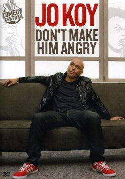 Jo Koy: Don't Make Him Angry (DVD)