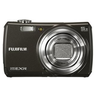 Fujifilm FinePix F200EXR 12 Megapixel Compact Camera - Black
