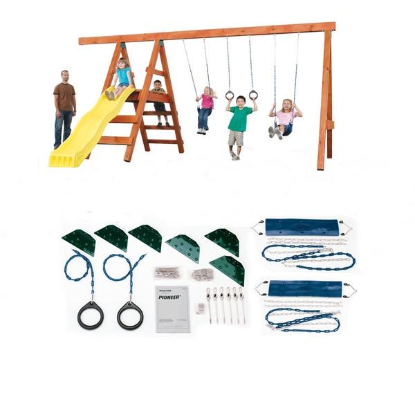 Pioneer Custom Swing Set Hardware Kit