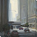 Kim Coulter 'Downtown I' Canvas Art