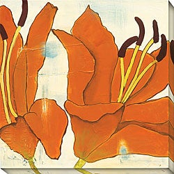 Laura Gunn 'Lily Suite I' Canvas Art