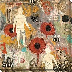 Gallery Direct Judy Paul 'Inseparable II' Canvas Art
