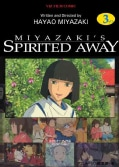Spirited Away Film Comic 3 (Paperback)
