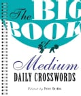The Big Book of Medium Daily Crosswords (Paperback)