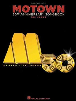 Motown 50th Anniversary Songbook: 100 Songs: Piano, Vocal, Guitar (Paperback)