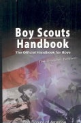 Boy Scouts Handbook: The Official Handbook for Boys (Paperback)