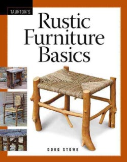 Rustic Furniture Basics (Paperback)