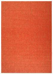 Safavieh Indoor/ Outdoor St. Barts Red Rug (6'7 x 9'6)