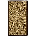 Indoor/ Outdoor Acklins Natural/ Brown Rug (2' x 3'7)