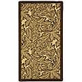Safavieh Indoor/ Outdoor Acklins Natural/ Brown Rug (2' x 3'7)