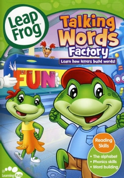 Leapfrog: Talking Words Factory (DVD)