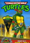Teenage Mutant Ninja Turtles 25th Anniversary Season 7 Part 4: The Raphael Slice (DVD)