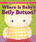 Where Is Baby's Belly Button? (Board book)