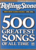 Rolling Stone Sheet Music Classics: 1970s-1990s (Paperback)