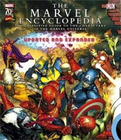 The Marvel Encyclopedia: A Definitive Guide to the Characters of the Marvel Universe (Hardcover)