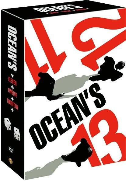 Ocean's Eleven (2001), Twelve & Thirteen Giftset (DVD)