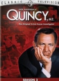 Quincy, M.E.: Season 3 (DVD)