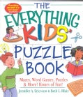The Everything Kids' Puzzle Book: Mazes, Word Games, Puzzles & More! Hours of Fun! (Paperback)