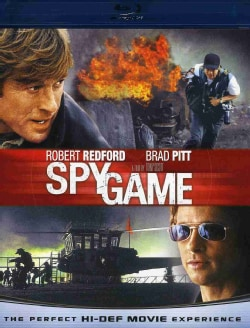 Spy Game (Blu-ray Disc)