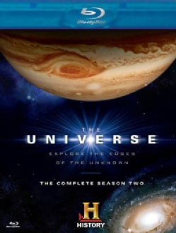 The Universe: The Complete Season 2 (Blu-ray Disc)