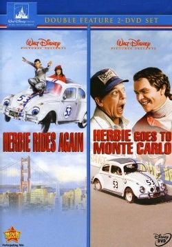 Herbie Rides Again/Herbie Goes To Monte Carlo (DVD)