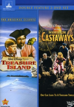 Treasure Island/In Search Of The Castaways (DVD)