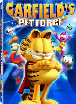 Garfield's Pet Force (DVD)