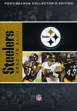 NFL: Road to Super Bowl XLIII- Pittsburgh Steelers (DVD)