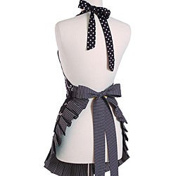 Sassy Black Women's Original Flirty Apron