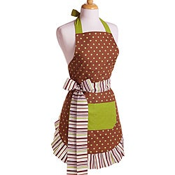 Cocoa Lime Women's Original Flirty Apron