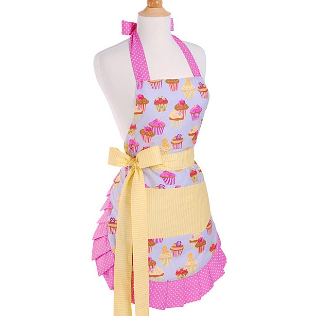 Frosted Cupcake Women's Original Flirty Apron