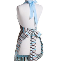 Blue Chocolate Women's Original Flirty Apron