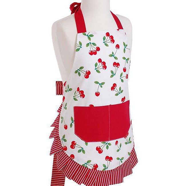 Very Cherry Girl's Original Flirty Apron