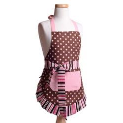 Pink Chocolate Girl's Original Flirty Apron