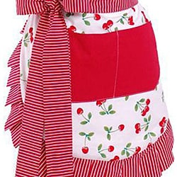 Very Cherry Women's Original Flirty Apron