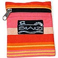 Peach and Orange Shanzu Coin Purse (Kenya)
