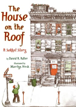 The House on the Roof: A Sukkot Story (Paperback)