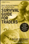 Survival Guide for Traders: How to Set Up and Organize Your Trading Business (Hardcover)