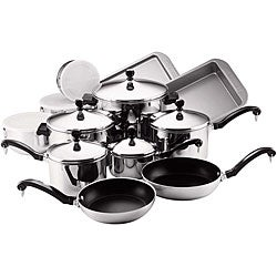 Farberware Classic 17-piece Pan Set *with $20 Rebate*