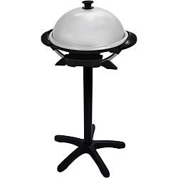 George Foreman Round Indoor/ Outdoor Electric Grill