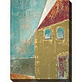 Bellows 'The House III' Giclee Canvas Art