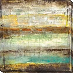 Bellows 'Provoke I' Giclee Canvas Art