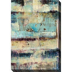 Bellows 'Primary I' Oversized Canvas Art
