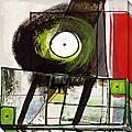 Barbara Zoern 'Ambulance Series III' Giclee Canvas Art