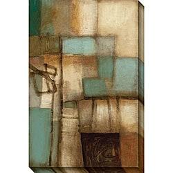 DeRosier 'External Circumstances I' Giclee Canvas Art