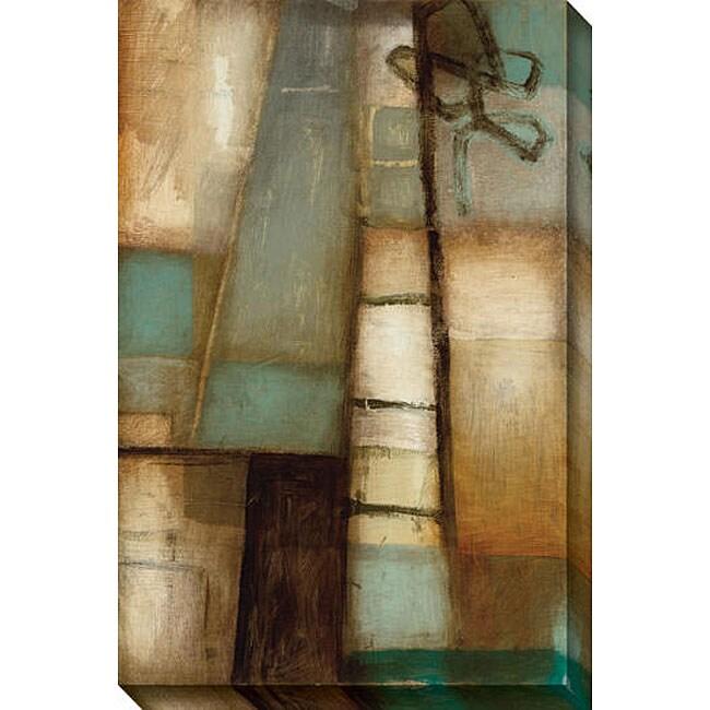 Gallery Direct DeRosier 'External Circumstances II' Giclee Canvas Art