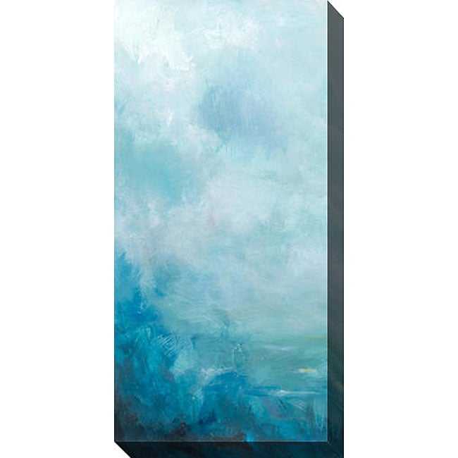 Gallery Direct Sean Jacobs 'Ocean Front I' Oversized Canvas Art