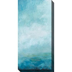 Sean Jacobs 'Ocean Front II' Oversized Canvas Art