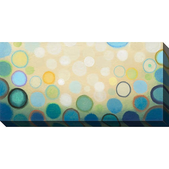 Gallery Direct Sean Jacobs 'Sea Mist I' Oversized Canvas Art