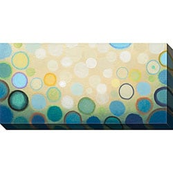 Sean Jacobs 'Sea Mist I' Oversized Canvas Art